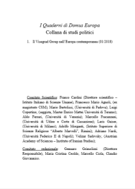 Comitato scientifico e redazionale